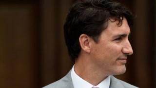 Justin Trudeau, primeiro-ministro canadiano