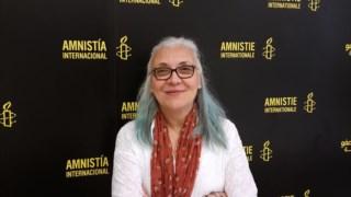 Idil Eser, directora local da Amnistia Internacional, foi presa em Junho, com outros sete activistas