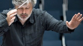 O compositor e maestro James MacMillan
