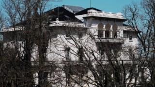 Palácio foi desenhado pelo arquitecto Miguel Ventura Terra e ganhou um Prémio Valmor em 1909