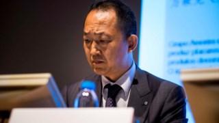Hiroki Miyazato já terminou o seu mandato como chairman do Haitong
