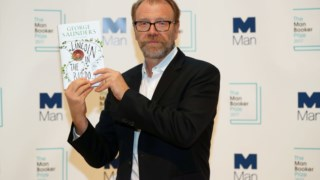 George Saunders vence Man Booker Prize com Lincoln no Bardo