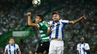 FC Porto e Sporting, os dois primeiros da Liga