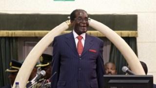 Mugabe, de 93 anos, é ditador do Zimbabwe desde 1980