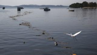 O melhor filme em língua portuguesa aborda a poluição na baía de Guanabara, no Rio de Janeiro