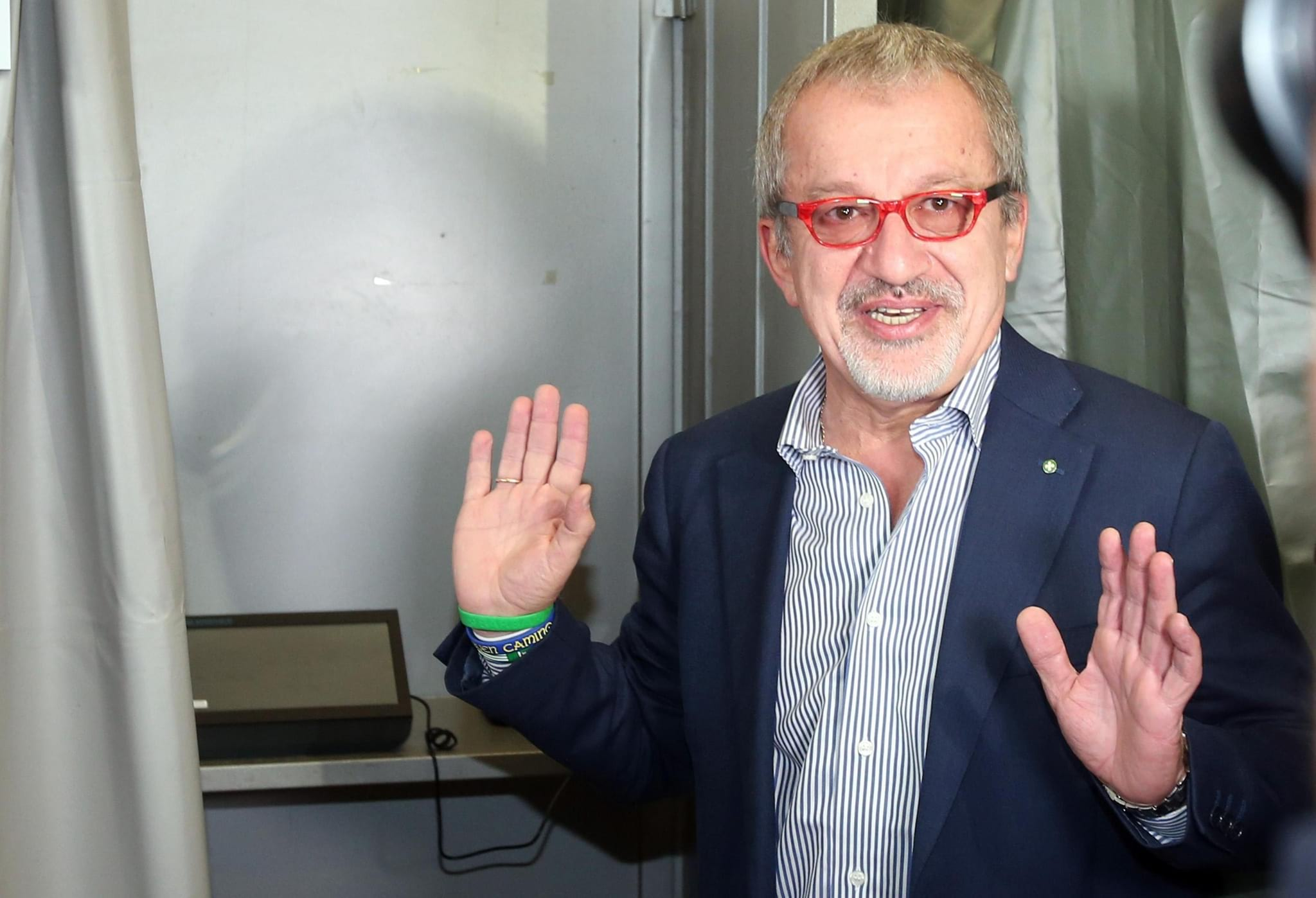 Roberto Maroni diz que esta não é uma repetição da Catalunha