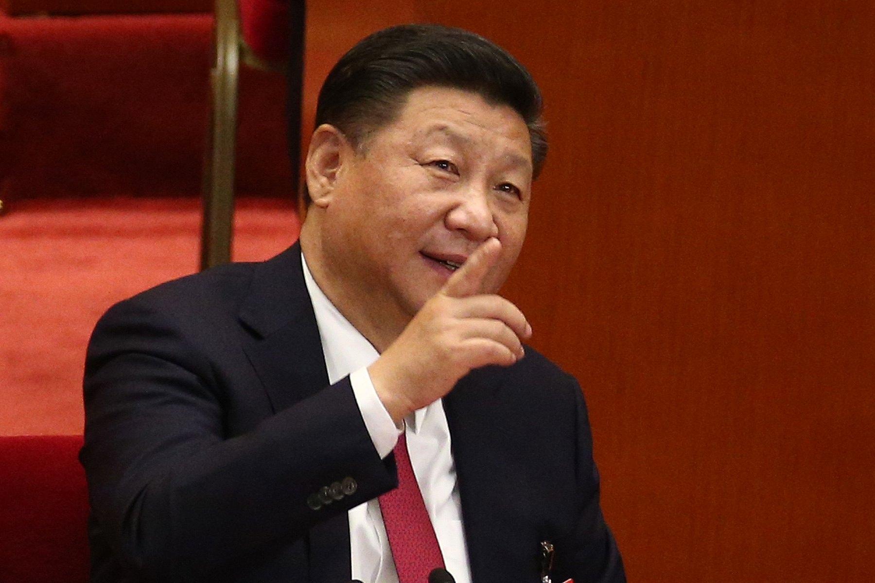 O Presidente da China vai ter o nome inscrito na Constituição do Partido Comunista