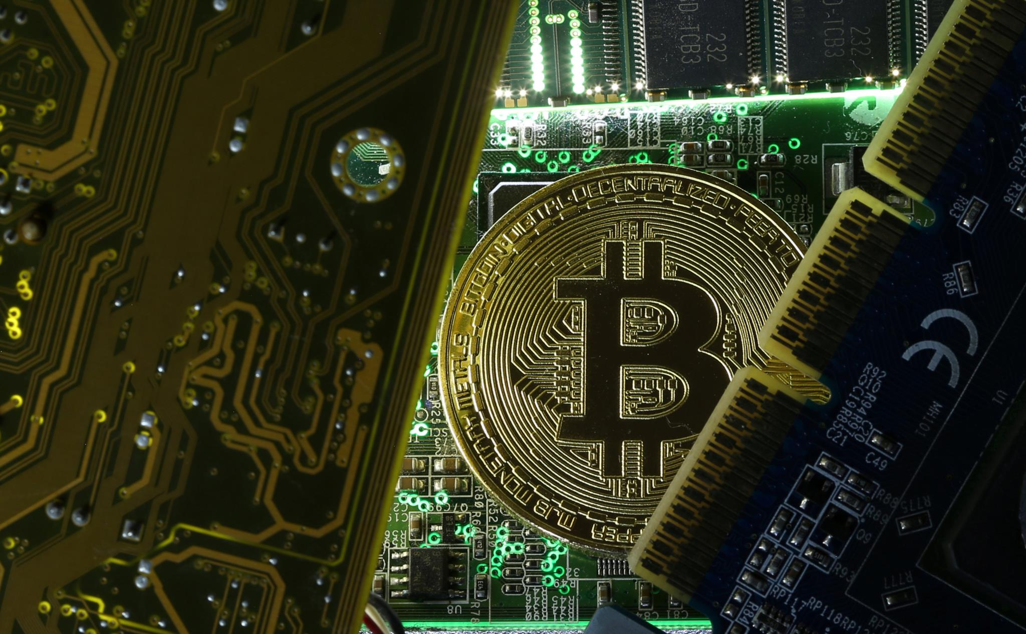 Technology: Bitcoin escapes the impact of criticism and rises above six thousand Euros