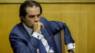 A segunda moção de censura a Miguel Albuquerque foi rejeitada