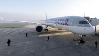 O avião aterrou em Chennai, na Índia
