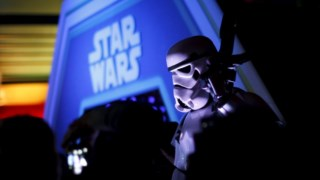 O próximo episódio <i>Star Wars: Os Últimos Jedi</i> estreia a 14 de Dezembro