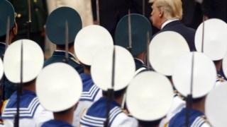 Trump está no Vietname, onde decorreu a reunião da APEC