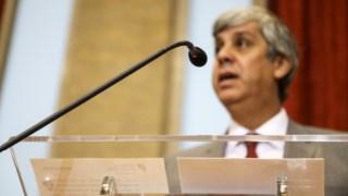 O gabinete de Mário Centeno diz que durante este ano foram já pagos 9012 mil milhões de euros