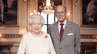 Comemoração dos 70 anos de casamento da Rainha de Inglaterra e do Duque de Edimburgo