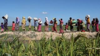 """Os rohingya são alvo de abusos em """"prisões a céu aberto"""""""