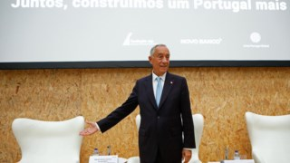 """Marcelo no encerramento do seminário """"Portugal Exportador 2017"""""""