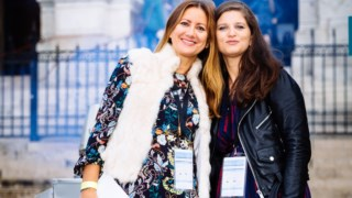 Ana Sofia Oliveira e Dina Carvalho Sanches são filhas de emigrantes em França