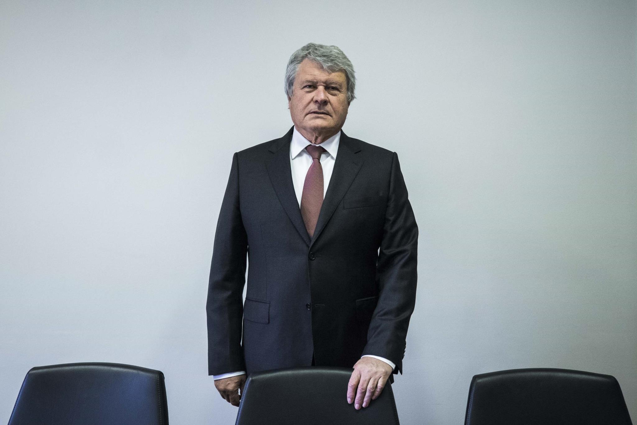 João Paulo Almeida e Sousa presidente ao IPST há um ano