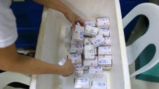 Venda, distribuição e comercialização da vacina contra o dengue (Dengvaxia) foi suspensa