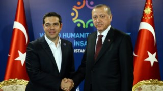 Tsipras e Erdogan: a Grécia quer ser um canal de comunicação com a UE