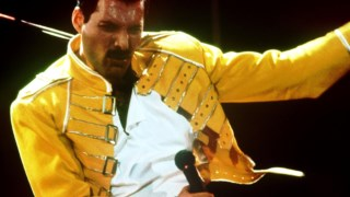 <i>Bohemian Rhapsody</i> é sobre o cantor Freddie Mercury, que morreu em 1991