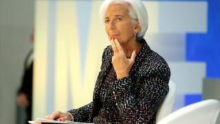 FMI de Christine Lagarde está mais optimista em relação ao crescimento português