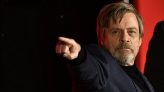 Mark Hamill, ou Luke Skywalker