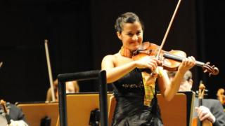 Ana Pereira mostrou o seu habitual carisma
