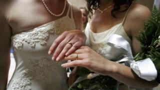 O casamento entre pessoas do mesmo sexto tinha sido autorizado pelo Supremo Tribunal em Maio