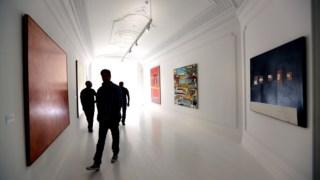 O Museu do Chiado depois das obras de ampliação que antecederam a exposição de 2015