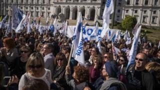 Negociações com sindicatos de professores recomeçam nesta sexta-feira
