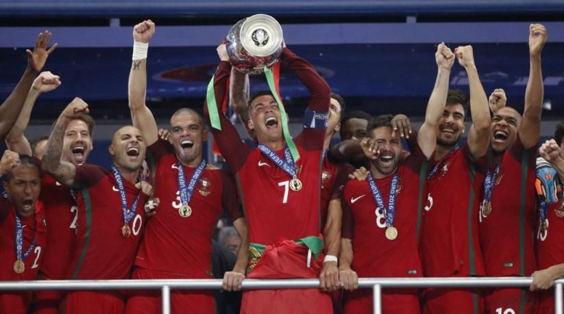 d1ba7dddfe Portugal mantém a sua melhor classificação de sempre