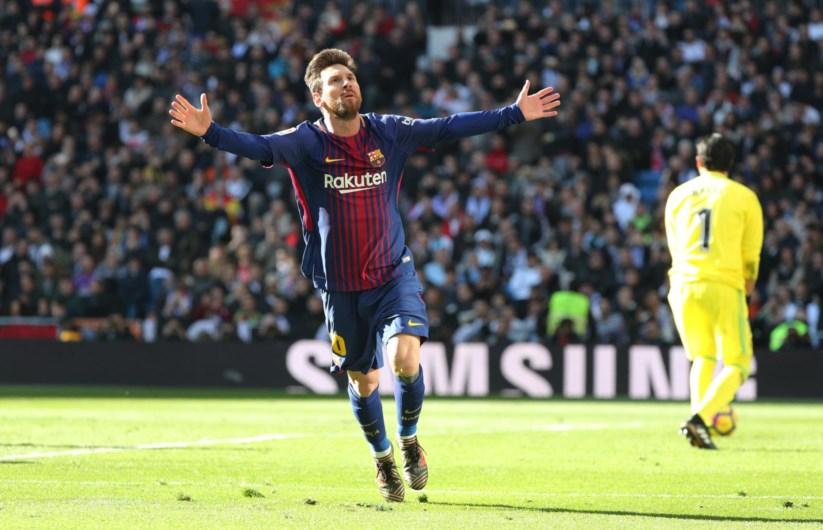 O Barcelona reforçou a sua independência no Bernabéu  6de92c0dd3b8b