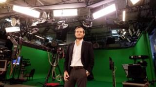 Francisco Pedro Balsemao, CEO do grupo Impresa