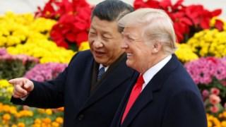 A Eurasia diz que Donald Trump e Xi Jinping são duas possíveis fontes de problemas para 2018