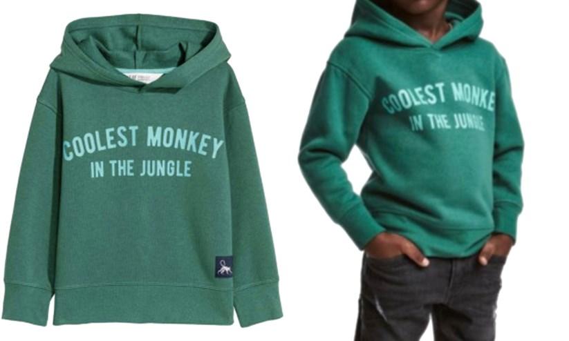 O macaco mais cool da selva um menino negro a hm j pediu o macaco mais cool da selva um menino negro a hm j pediu desculpa racismo pblico stopboris Image collections