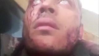 Pérez publicou um vídeo nas redes sociais durante a operação policial que culminou com a sua morte