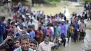 Cerca de 650 mil pessoas fugiram da violência