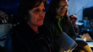 Dora Viegas e Florbela Malheiros terminam o seu turno pelas 20h, deixando as quatro horas seguintes à responsabilidade de Paula Duarte