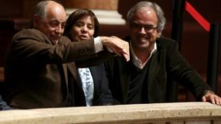 O médico e ex-coordenador do Bloco João Semedo é o autor do diploma bloquista