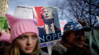 A Marcha das Mulheres fez despertar o activismo