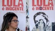 O mais duro combate de Lula tem lugar num tribunal