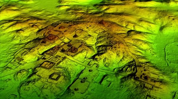 Resultado de imagem para O que 61 mil ruínas dizem sobre a civilização maia?