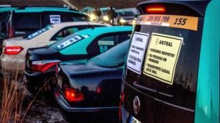 Os taxistas podem voltar aos protestos de rua nos próximos tempos