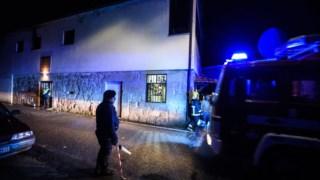 O incêndio aconteceu na noite de 13 de Janeiro