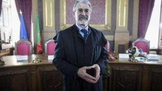 O presidente do Tribunal da Relação de Lisboa, Orlando Nascimento