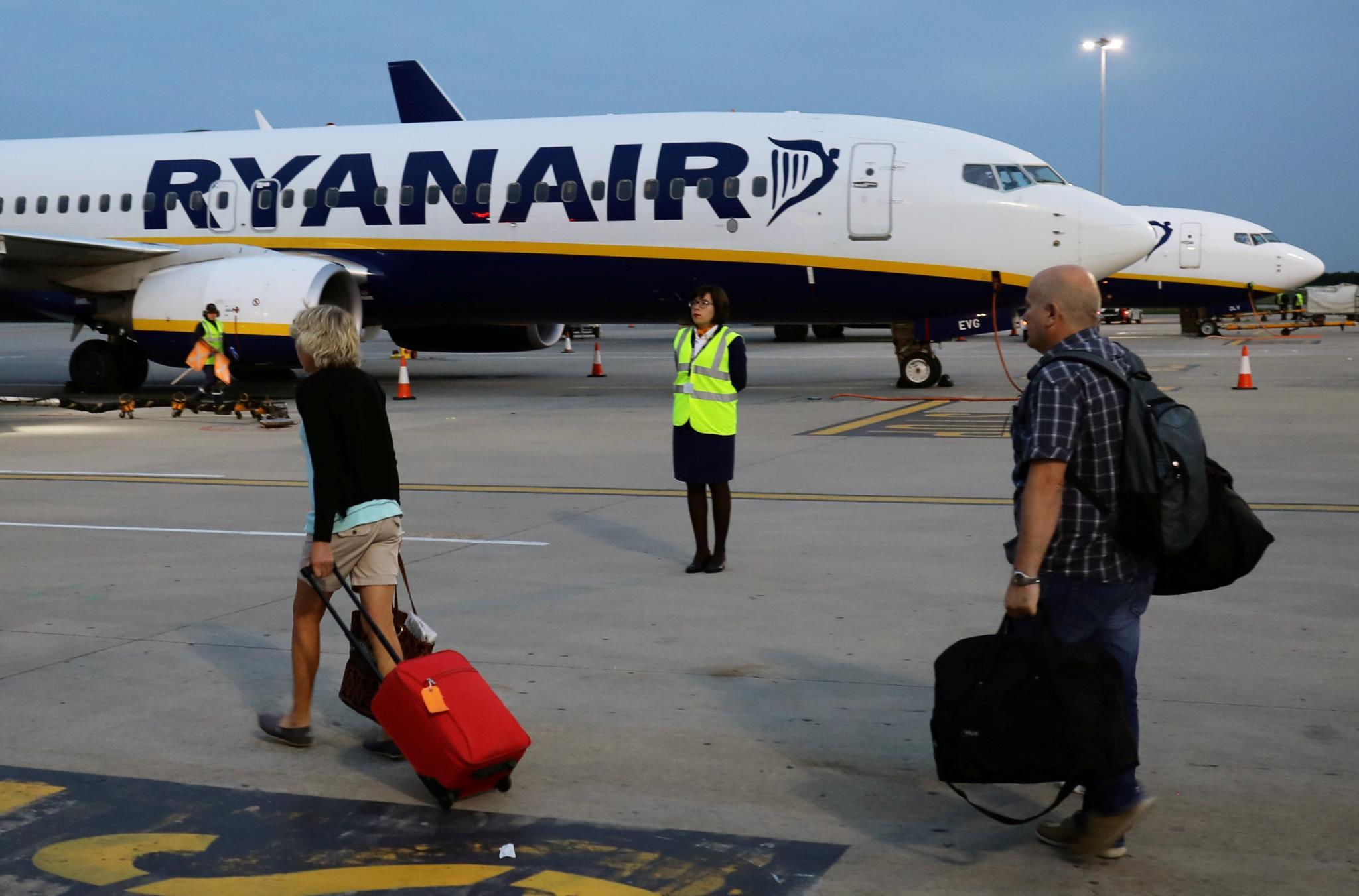 Resultado de imagem para Greve na Ryanair marcada para a Páscoa
