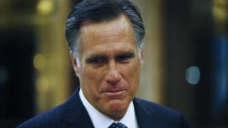 Mitt Romney concorreu à Casa Branca em 2012, mas perdeu para Obama