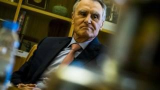Cavaco Silva em Março de 2017