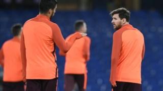 Messi não se tem dado bem com o Chelsea